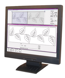 QuiltCAD comuter screen