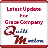 Grace QuiltMotion Software Update