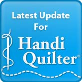 Handi Quilter QuiltMotion Software Update